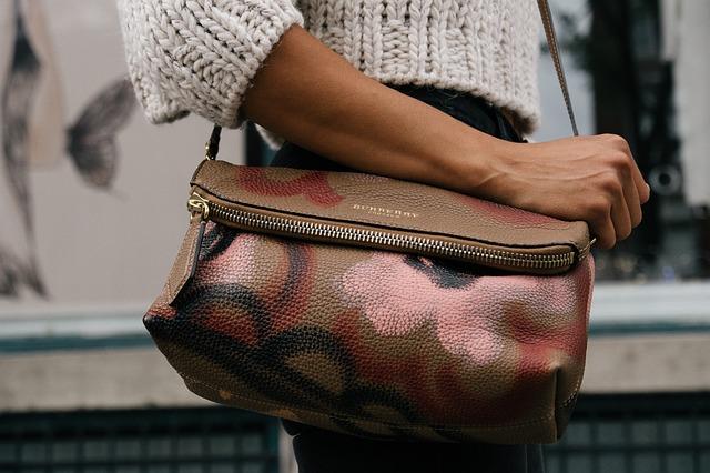 Krásné a stylové kabelky