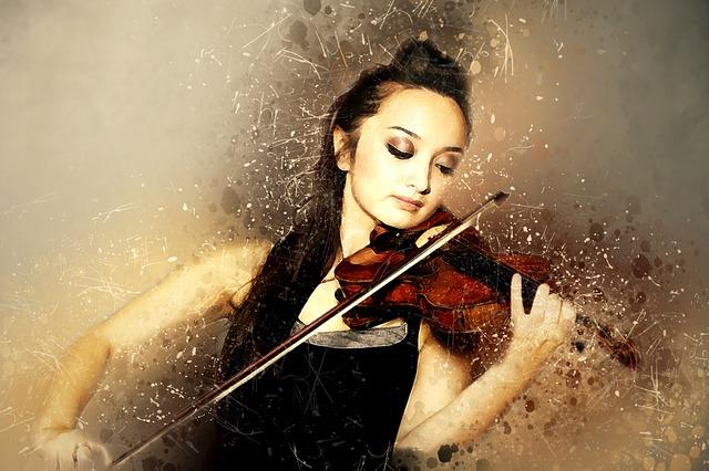 hudební virtuózka