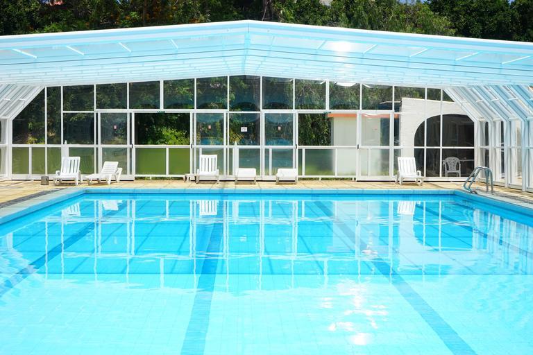 krycí zahradní bazén